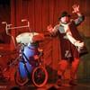 Théâtre de la valise - Farandole annuaire - Animations adaptées aux hôpitaux